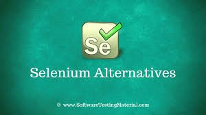 selenium-alternatives