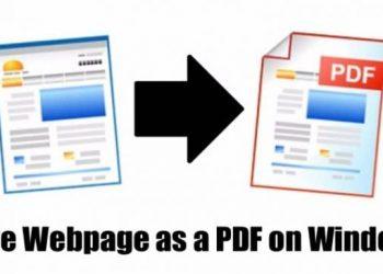 Save-Webpage-as-a-PDF