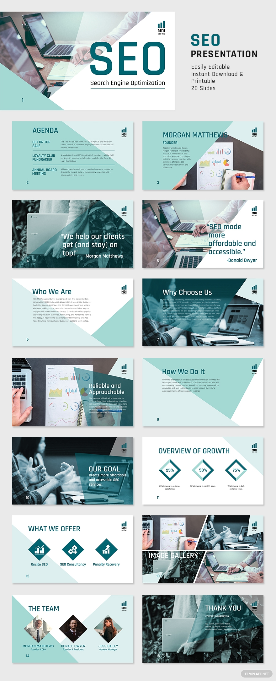 Sample-SEO-Presentation-Template