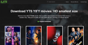 YIFY-YTS - extratorrent mirror